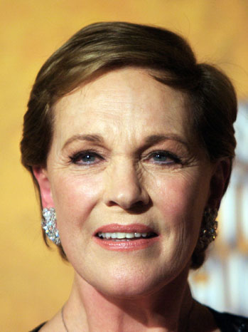 Julie Andrews 2007 - P 2011