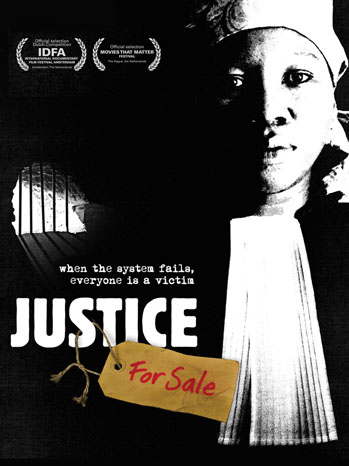 Justice for Sale Poster - P 2011