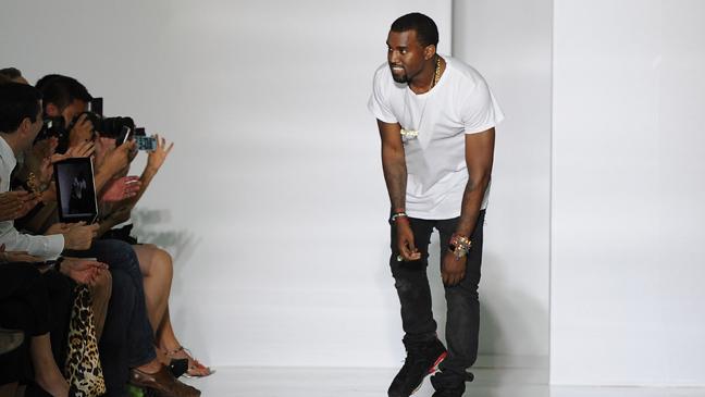 Kanye West Runway - H 2011