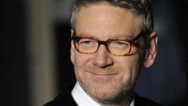 Kenneth Branagh My Week with Marilyn Premiere - H 2011