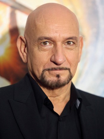 FILM: Ben Kingsley