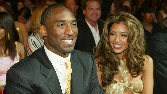 Kobe Bryant Vanessa Bryant - H 2011