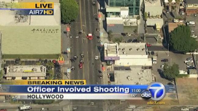 Hollywood Vine Shooting Dec 9 News - H 2011