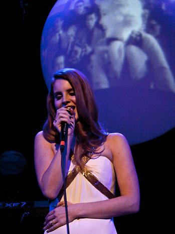 Lana Del Rey Troubadour Los Angeles Two - P 2011