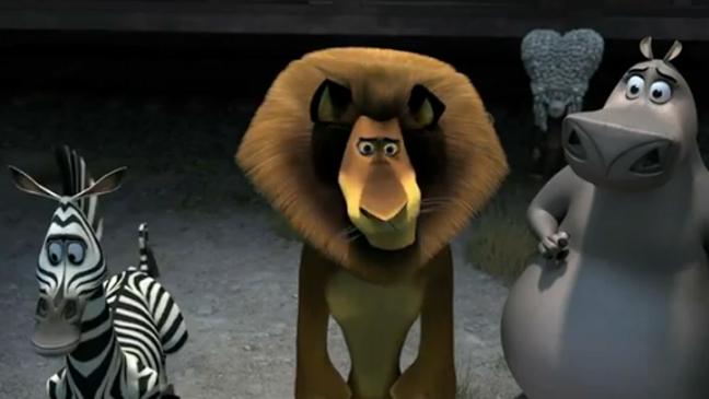 Madagascar 3 - Screengrab - H 2011