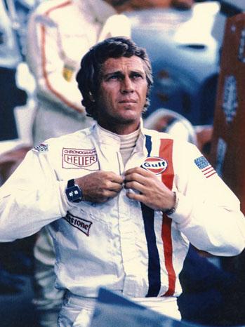 Steve McQueen in 'Le Mans'