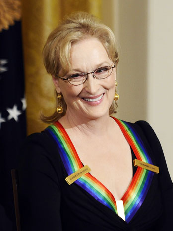 Meryl Streep Kennedy Honors - P 2011