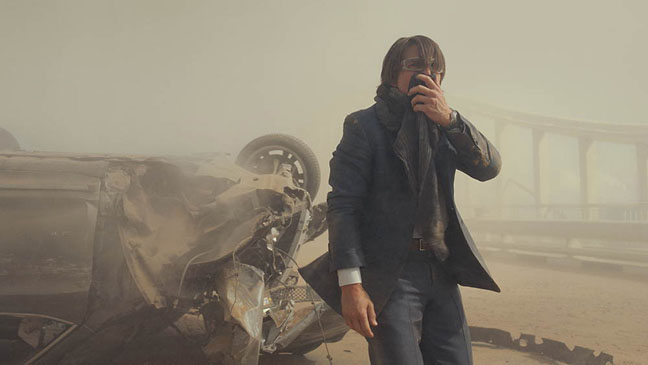 Mission Impossible Ghost Protocol Tom Cruise Wreck - H 2011