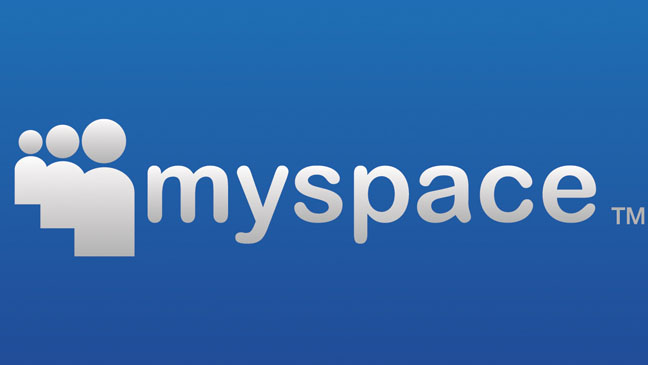 Myspace logo - H 2011