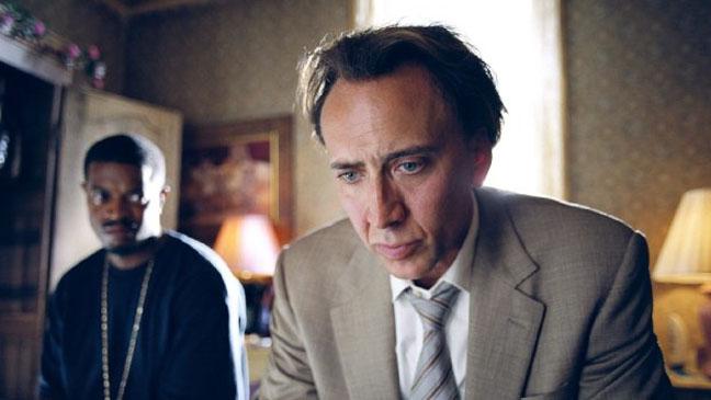 Nicholas Cage Bad Lieutenant Port of Call - H 2011