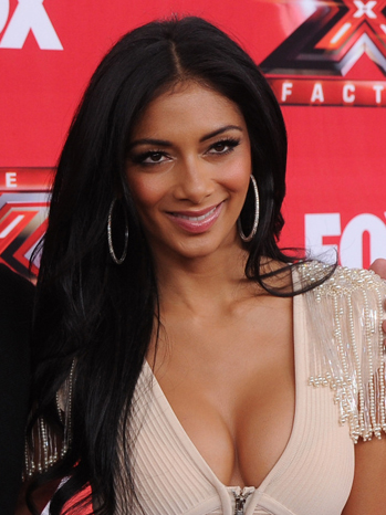Nicole Scherzinger press conference P