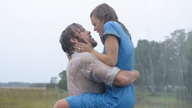 The Notebook Ryan Gosling Rachel McAdams - H 2011