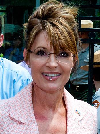 DOWN: Sarah Palin