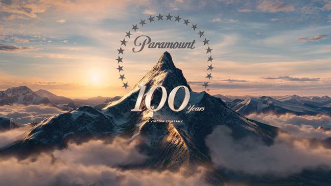 Paramount 100 Years Logo - H 2011