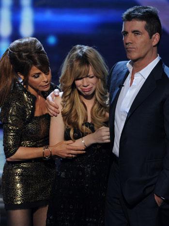 Paula Drew Simon X-Factor FOX - P 2011