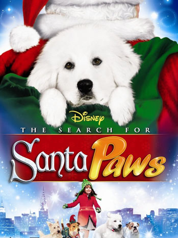 In Search of Santa Paws Poster - P 2011