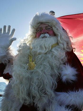 Santa Terminated - P 2011
