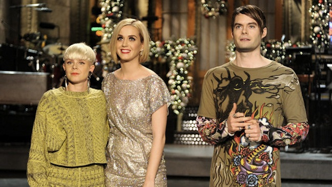 Saturday Night Live Katy Perry Robyn 2011