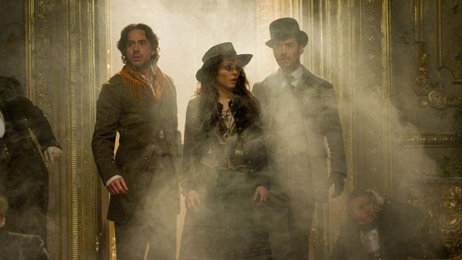 Sherlock Holmes Game of Shadows Still - H 2011