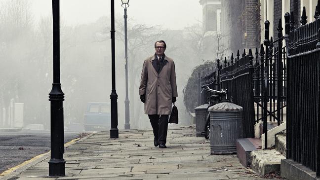 Gary Oldman as George Smiley