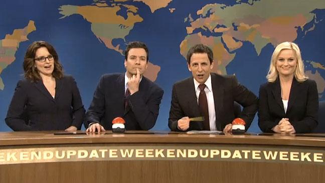 Saturday Night Live - Weekend Update Joke-Off - H 2011
