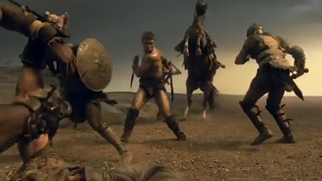 Spartacus: Vengeance - Screengrab - H 2011