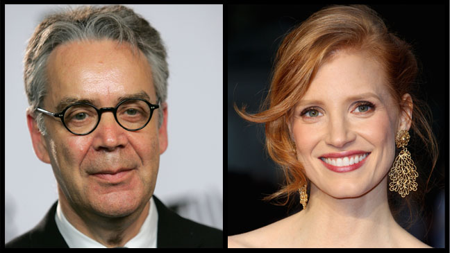 Jessica Chastain Howard Shore Split - H 2011
