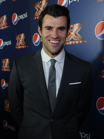 steve jones x factor pepsi house P
