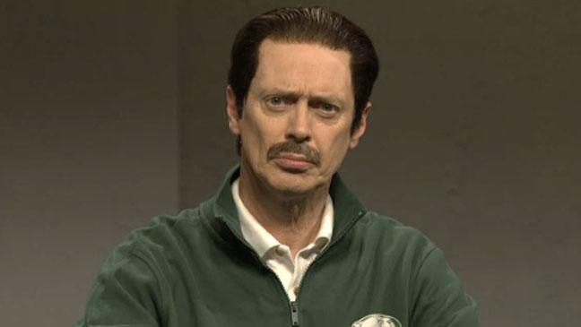 Steve Buscemi Saturday Night Live Screenshot - H