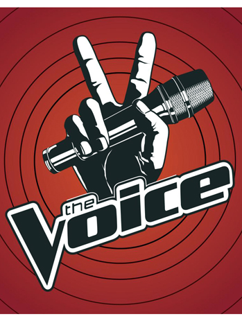 The Voice logo P