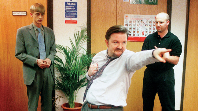 46 REV The Office Ricky Gervais H