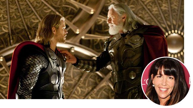 Thor Director Patty Jenkins - H 2011