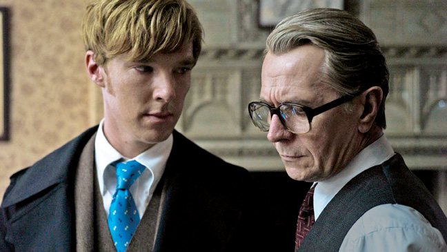 "LOSING STEAM: ""Tinker Tailor Soldier Spy"""