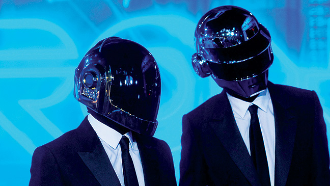 STAGE TO SCREEN: Daft Punk