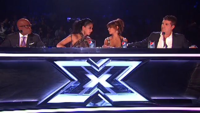 X-Factor Rachel Crow Elimination - H 2011