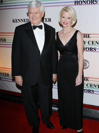 Twin Set: Newt and Callista Gingrich