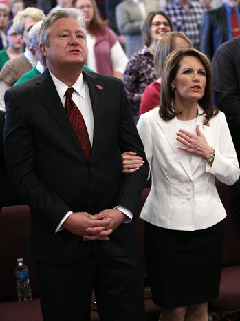 Bachmann Overdrive: Michele and Marcus Bachmann