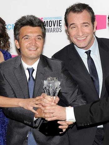 Thomas Langmann Jean DuJardin Critics Choice P 2012