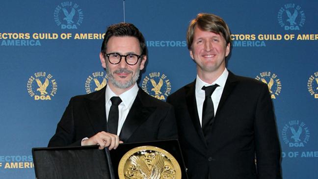Michael Hazanavicius DGA Feature Film Award for The Artist