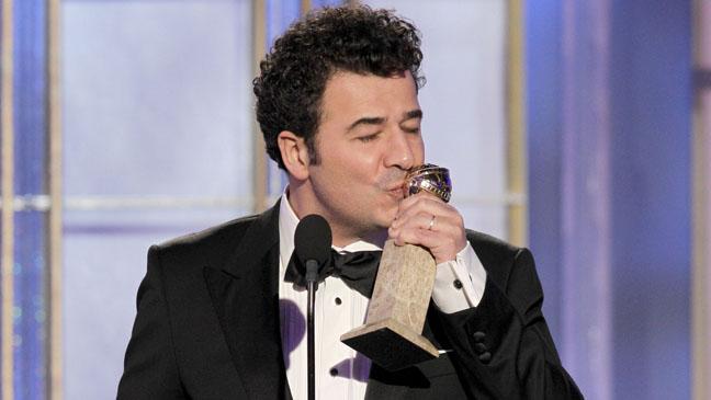 69th Golden Globes Best Original Score Ludovic Bource - H 2012