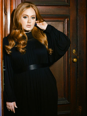 54th Grammy Awards Adele PR Promo - P 2012