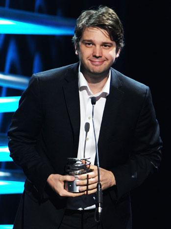 Andrew Mason Groupon CEO Webby Awards 2011 - P 2012