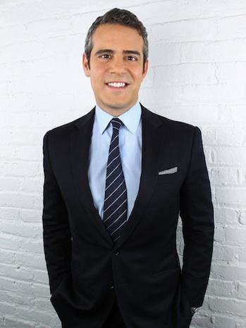 Andy Cohen Bravo 2012