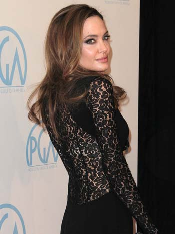 Angelina Jolie Producers Guild