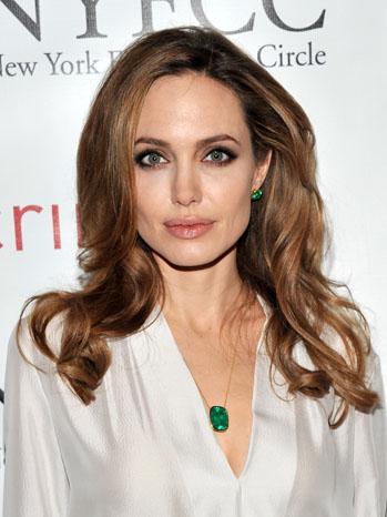 Angelina Jolie New York Film Critics Circle Awards - P 2012