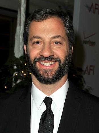 Judd Apatow Headshot P 2012