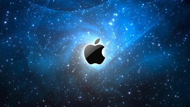 Apple Space Logo - H 2012