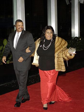 """Aretha Franklin William """"Willie"""" Wilkerson - P 2012"""