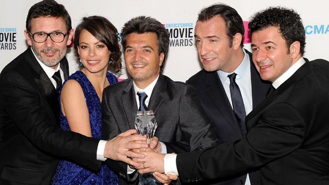 Artist cast Critics' Choice 2012 H