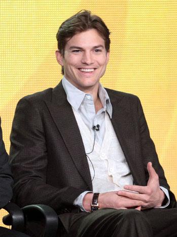 Ashton Kutcher Winter TCA - P 2012